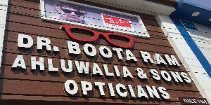 Dr. Boota Ram Ahluwalia & Son Optician