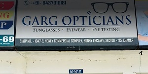 GARG OPTICIANS
