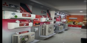Mitsubishi Electric Exclusive Show Room