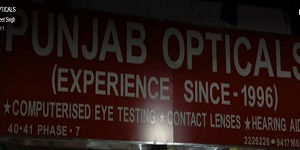PUNJAB OPTICALS