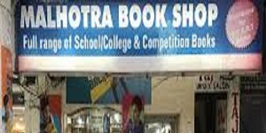 Malhotra book shop