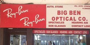 Big Ben Opticals Co